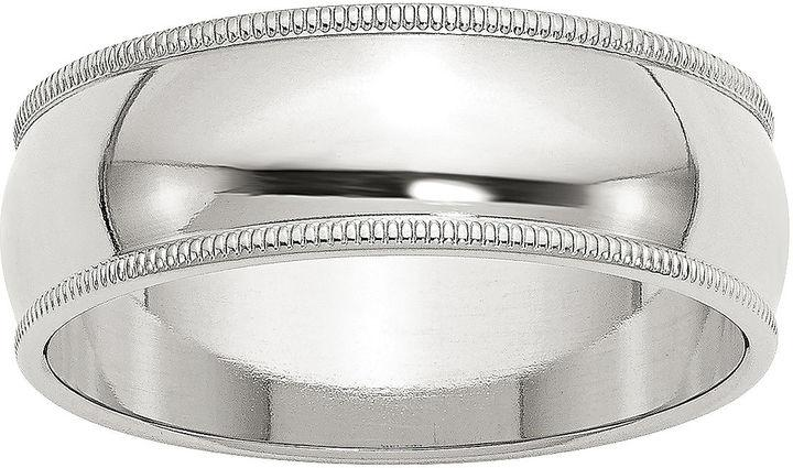 Wedding - MODERN BRIDE Womens Sterling Silver Band