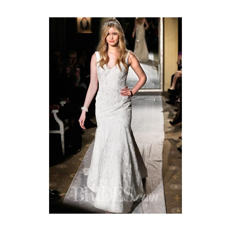 Düğün - Oleg Cassini - Spring 2015 - Stunning Cheap Wedding Dresses
