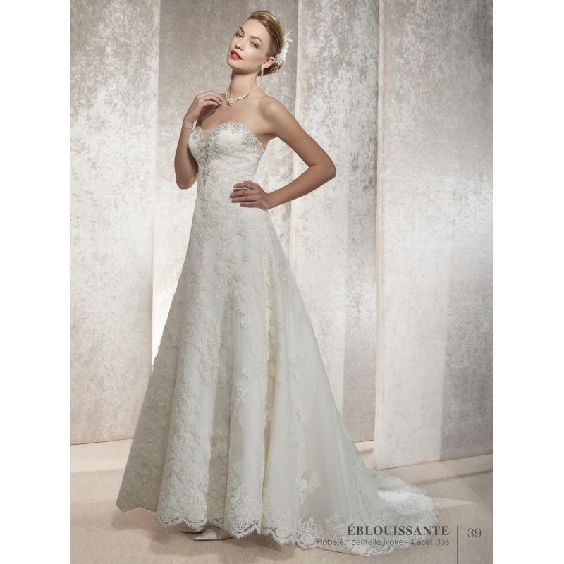 Boda - Robes de mariée Annie Couture 2017 - Eblouissante - Superbe magasin de mariage pas cher