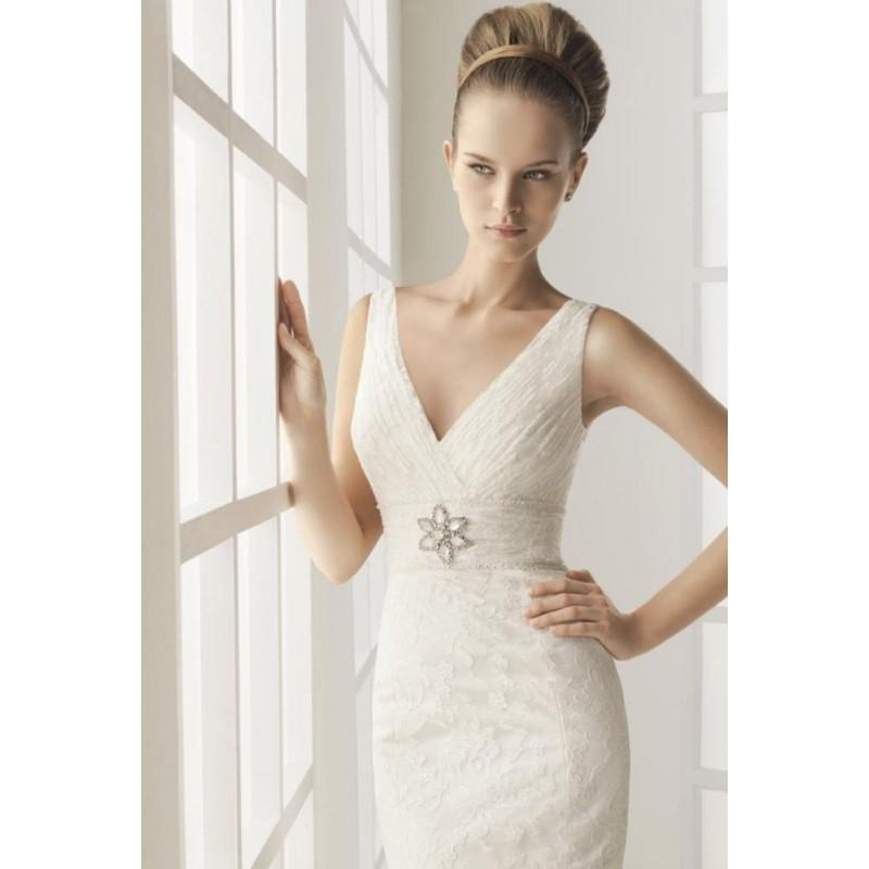 Boda - Rosa Clara Camila Bridal Gown (2010) (RC10_CamilaBG) - Crazy Sale Formal Dresses