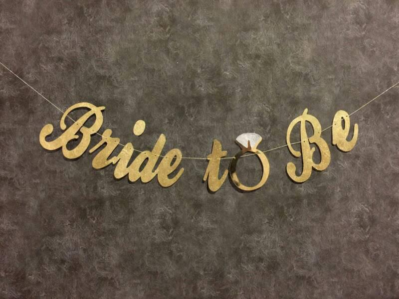 Свадьба - Soon to Be Mrs, Bride to Be Banner, Miss to Mrs, Bridal Banner, Reception Banner, Wedding Banner, Glitter Banner, Photo Prop