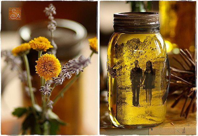 Свадьба - 20 Awesome DIY Ways To Recycle Mason Jars -