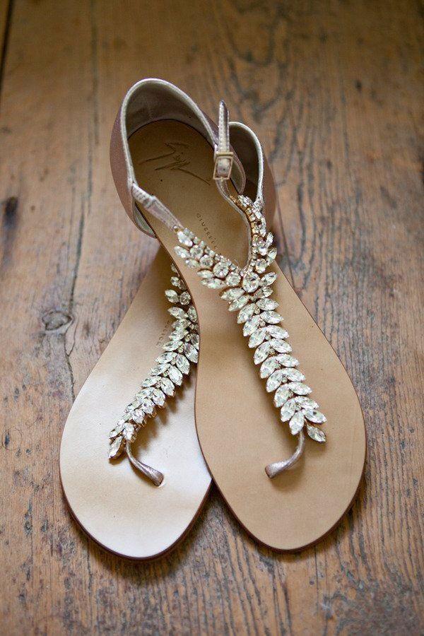 Wedding - The Wedding Scoop Spotlight: Bridal Shoes - Part 1