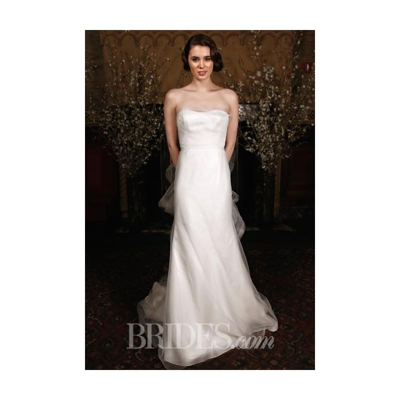 Wedding - Austin Scarlett - Spring 2015 - Stunning Cheap Wedding Dresses