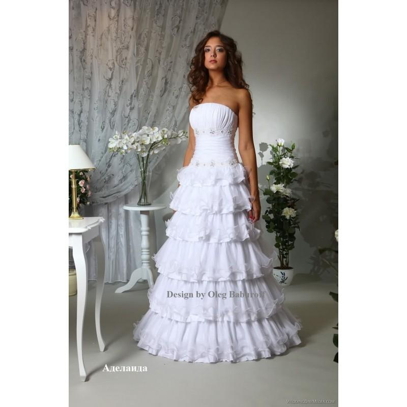 Wedding - Oleg Baburoff Adelaide Oleg Baburoff Wedding Dresses 2017 - Rosy Bridesmaid Dresses
