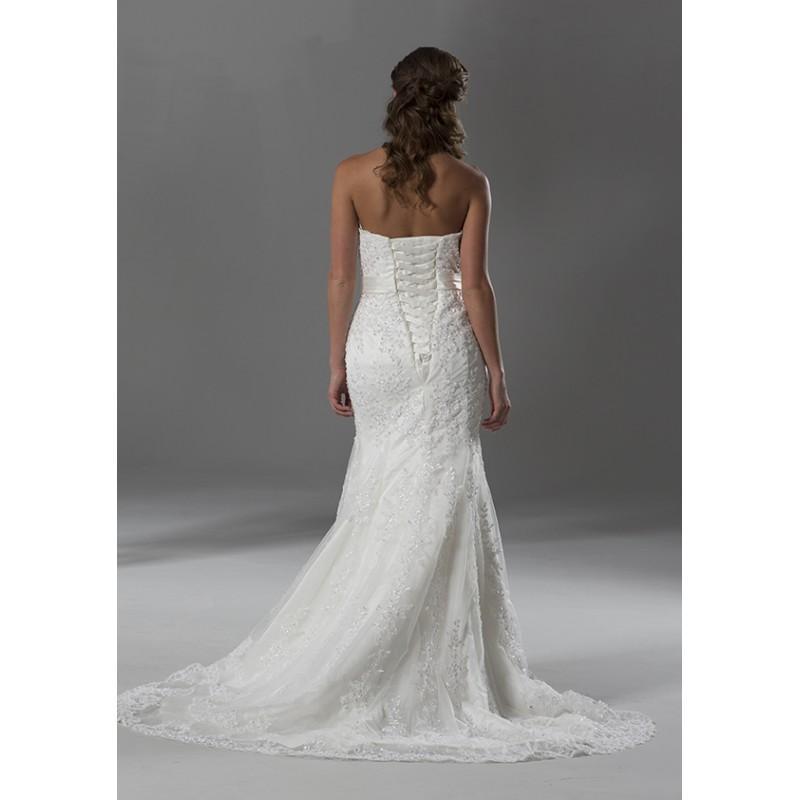Hochzeit - romantica-bridal-2014-gemini-back - Stunning Cheap Wedding Dresses