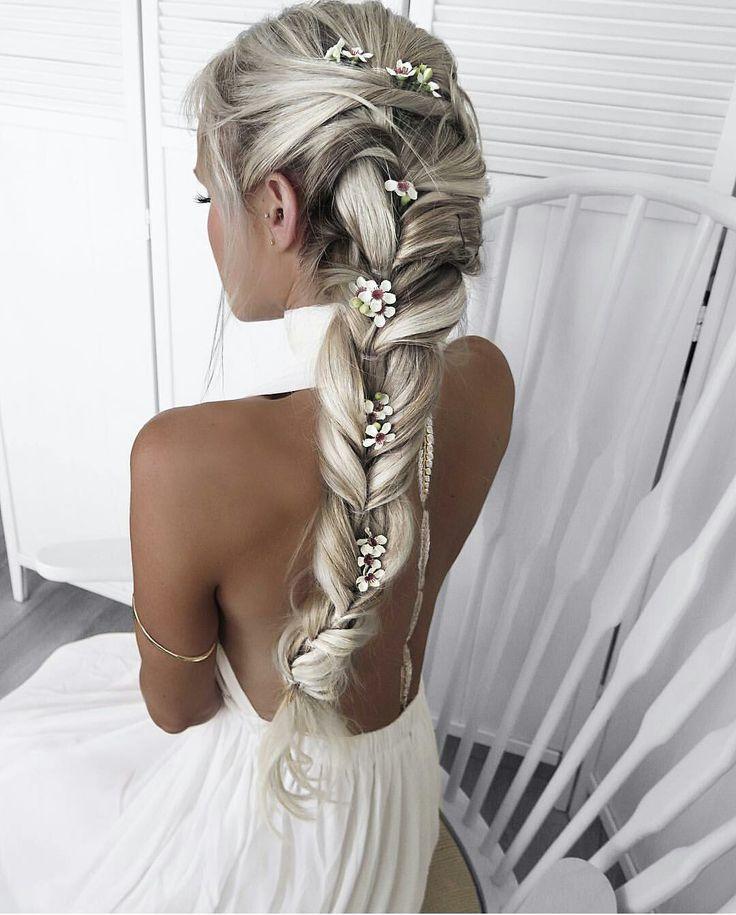 زفاف - Hair Ideas