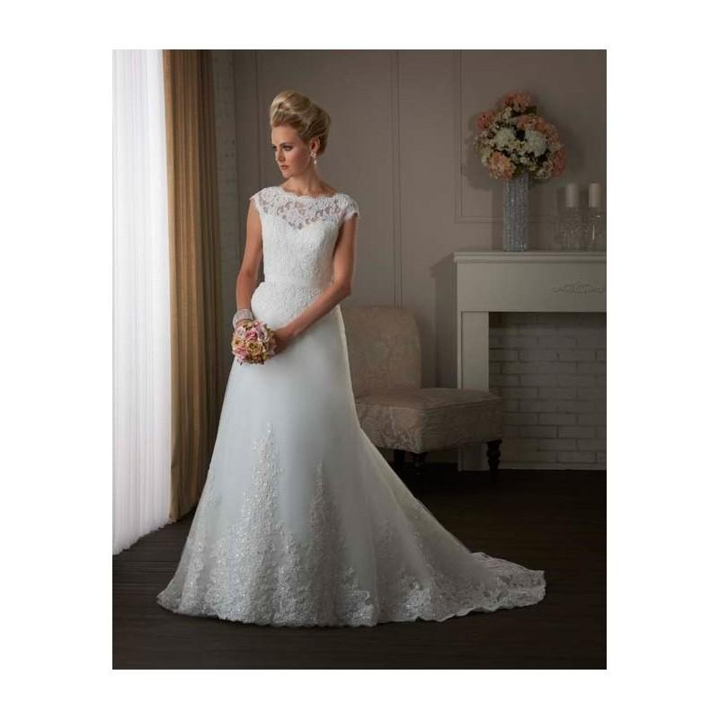 Bonny Bridal 406 Charming Custom Made Dresses 2685466 Weddbook