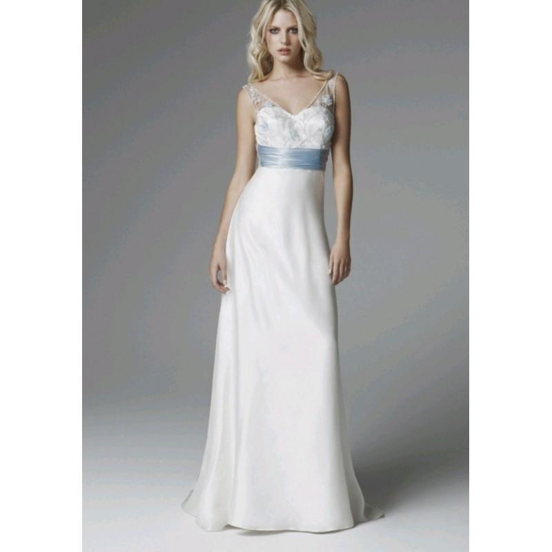 Hochzeit - 6561s (Blumarine ) - Vestidos de novia 2017