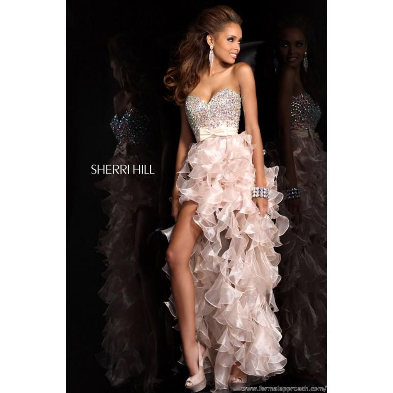 Свадьба - Sherri Hill 21158 Dress - Brand Prom Dresses