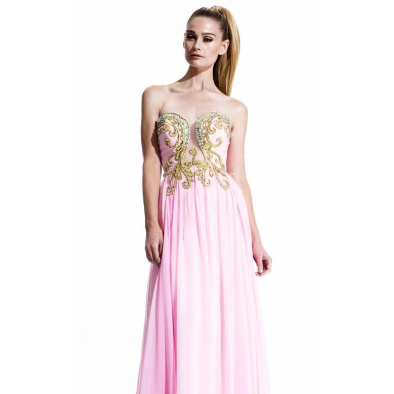 Свадьба - Beaded Embellished Gown by Johnathan Kayne 502 - Bonny Evening Dresses Online