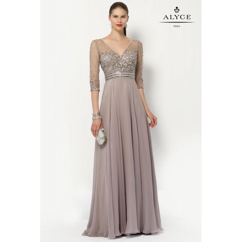 Wedding - Alyce Black Label 27166 Black Label formerly JDL - Top Design Dress Online Shop