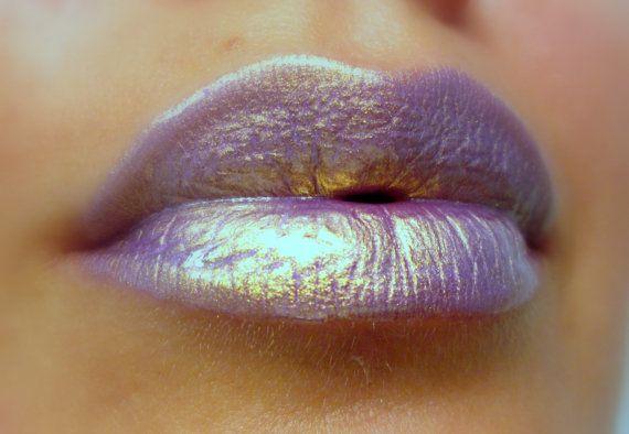 Свадьба - AstroLilac - Golden/Lilac Lip Gloss