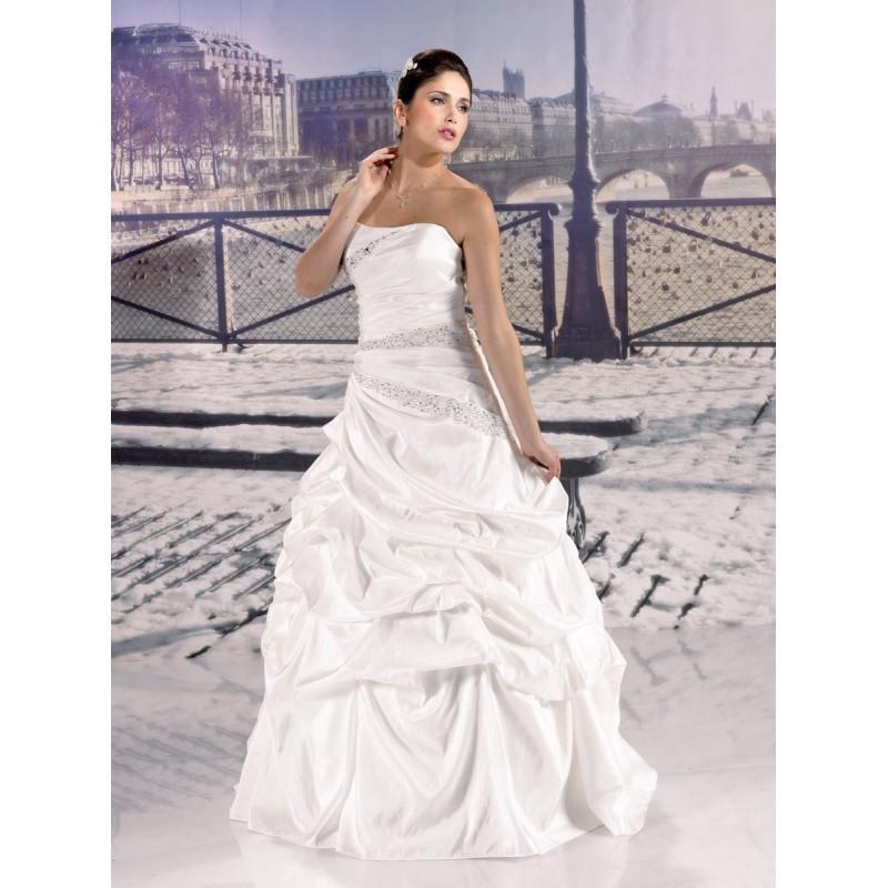 Свадьба - Miss Paris, 133-19 ivoire - Superbes robes de mariée pas cher