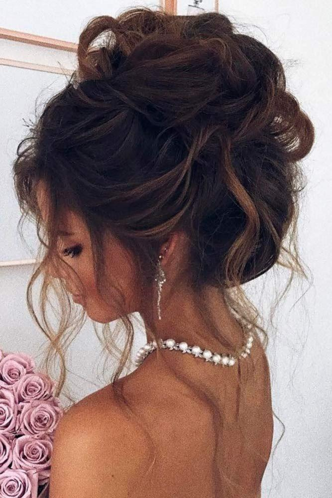 Wedding - Sophisticated Prom Hair Updos