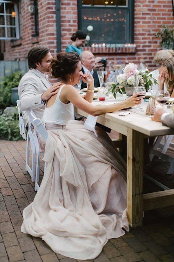 Hochzeit - Three Trendy Alternative Bridal Looks And How To Pull Them Off - DesignTAXI.com