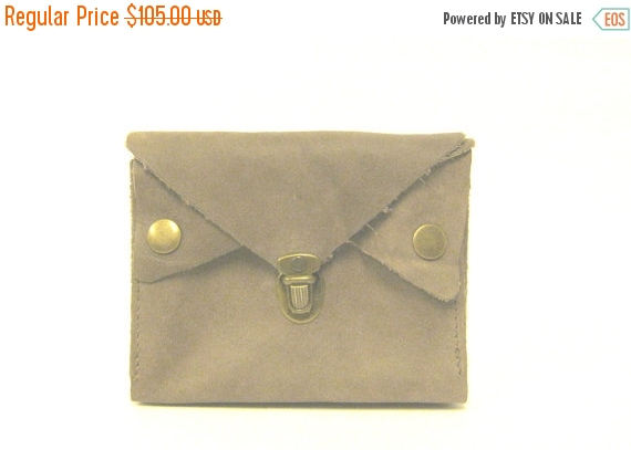 Wedding - Sale, Leather Brown Wallet, Women Coin Wallet, Leather Slim Wallet for Men or Women Credit Card Purse