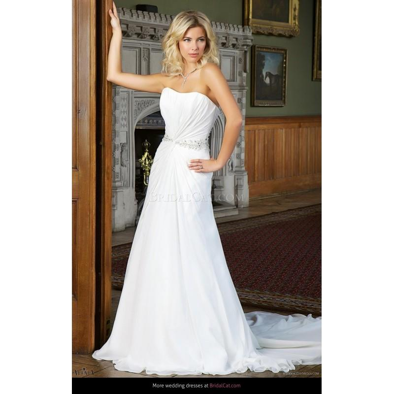 Wedding - Alexia Designs Alexia Bridal W354 - Fantastische Brautkleider