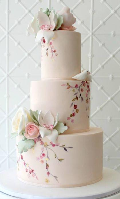 Mariage - Faye Cahill Cake Design Wedding Cake Inspiration