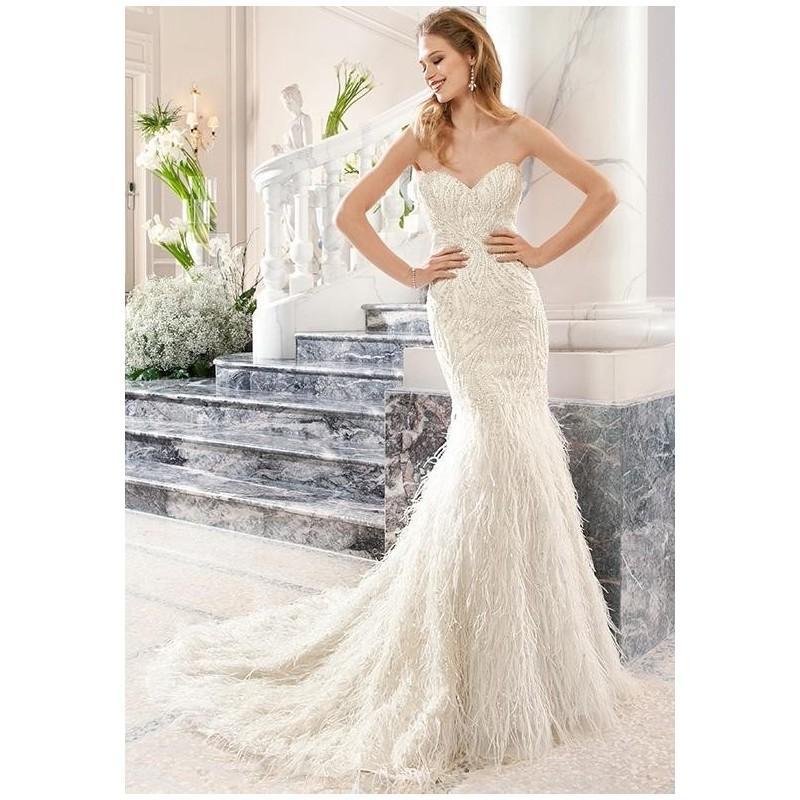 Wedding - Demetrios C208 Wedding Dress - The Knot - Formal Bridesmaid Dresses 2017