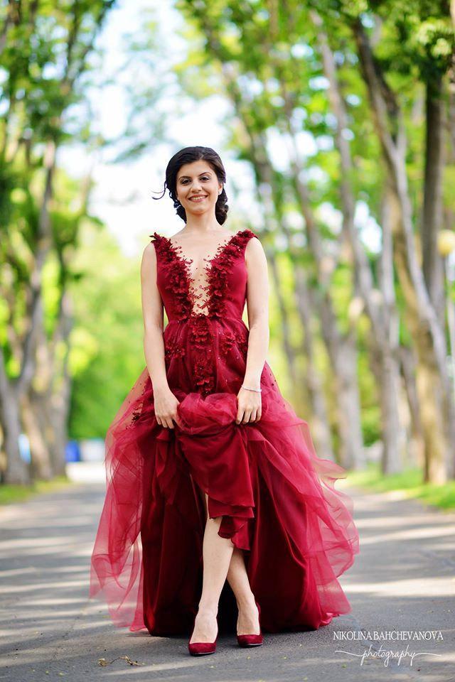 Hochzeit - Red dress for cocktail party, Ball Dress,Cute pageant dress, Formal dress,  Sleeveless prom dress, Long evening boho dress, High Fashion