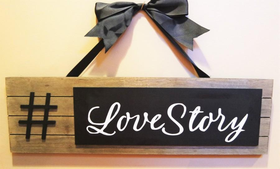 Wedding - Hashtag Wedding, Instagram Sign,  Wedding Hashtag Sign,  Wedding Hashtag, Chalk board Sign, Instagram Hashtag