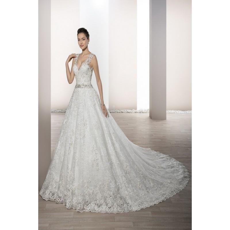 Mariage - Robes de mariée Demetrios 2017 - 730 - Superbe magasin de mariage pas cher