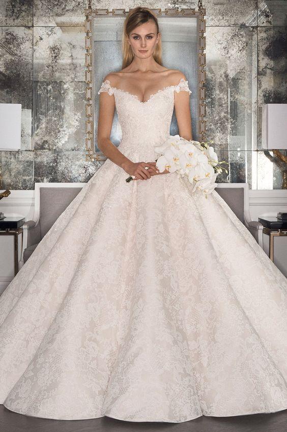 Dress Romona Keveza Wedding Dress Inspiration 2687162 Weddbook