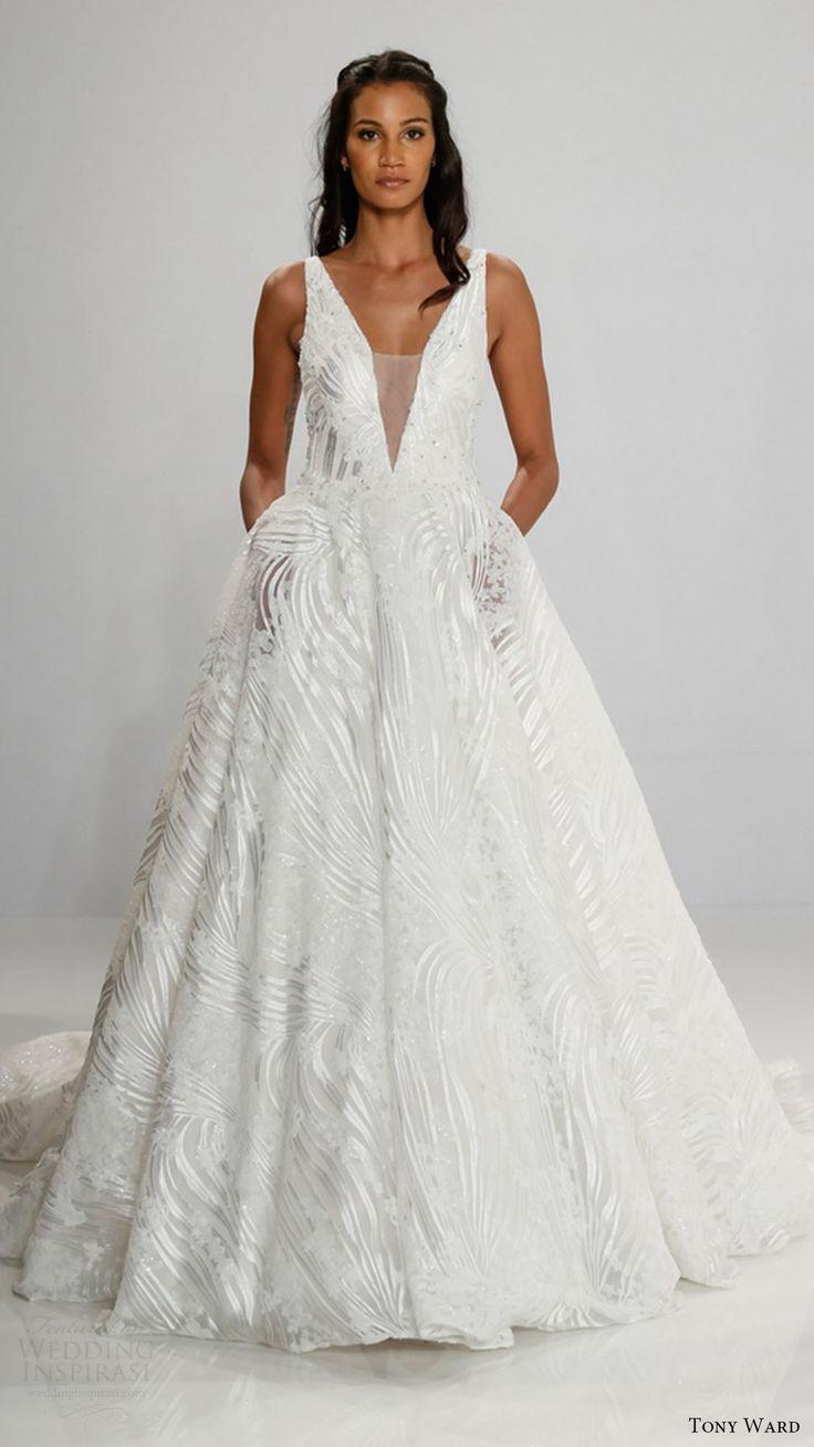 Свадьба - Tony Ward Bridal 2017 Wedding Dresses