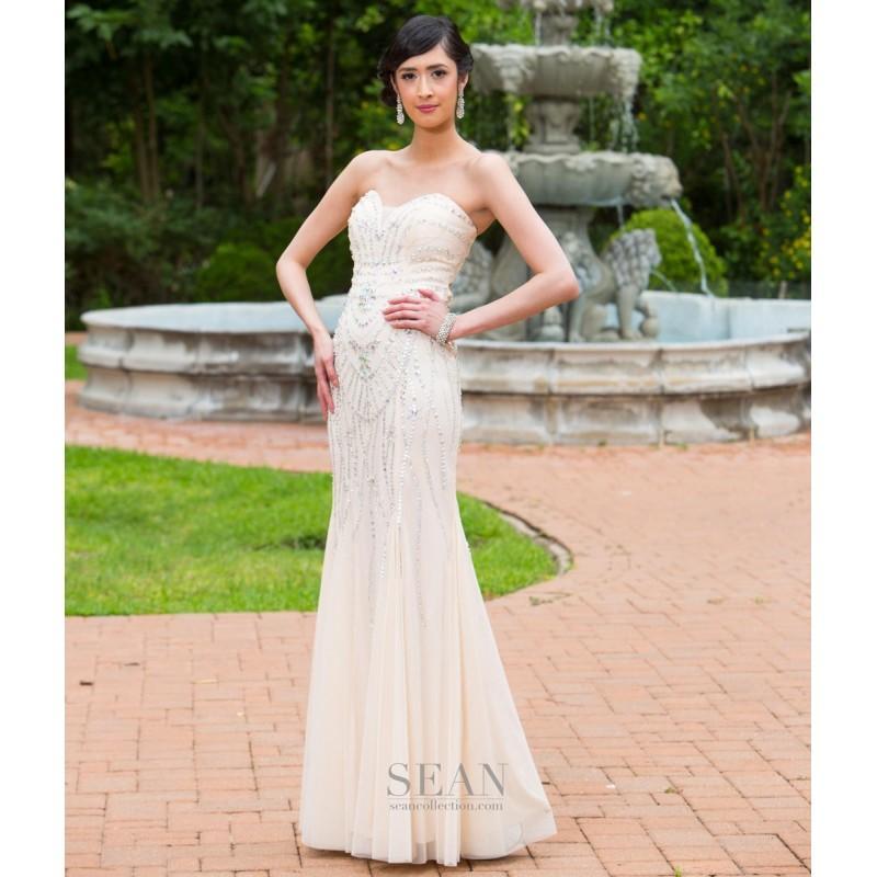 Свадьба - Sean Collection Sean Collection 50706 - Fantastic Bridesmaid Dresses