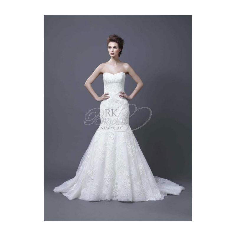 Wedding - Enzoani Bridal Spring 2013 - Halima - Elegant Wedding Dresses