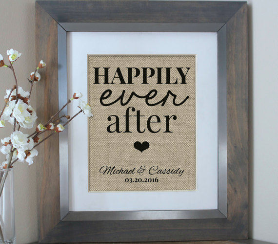 Wedding Gifts For Couples: Wedding Gift For Couple Wedding Decor Housewarming Gift