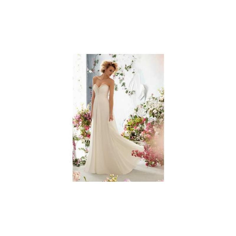 Wedding - Voyage by Mori Lee Wedding Dress Style No. 6762 - Brand Wedding Dresses