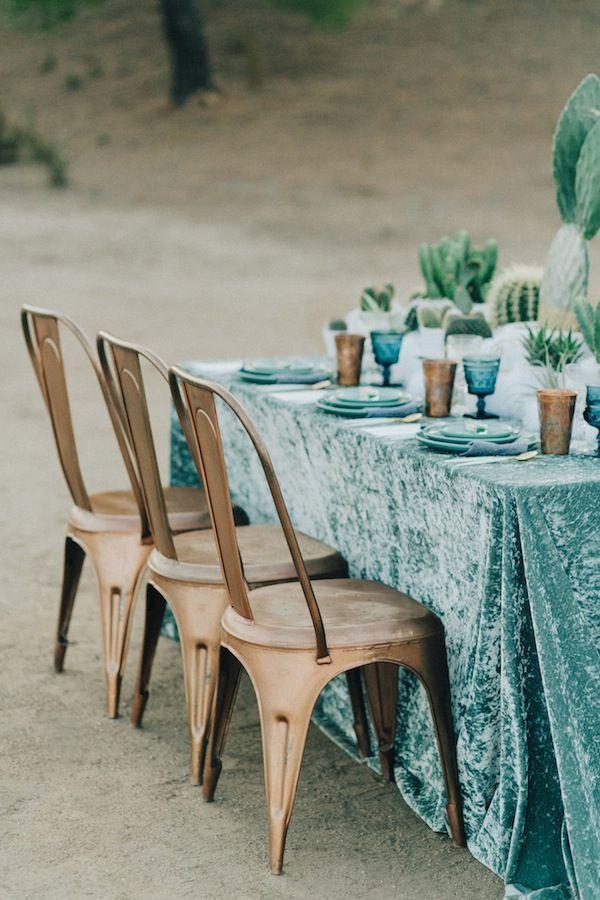 Wedding - Eclectic Smoke Bomb Wedding Inspiration
