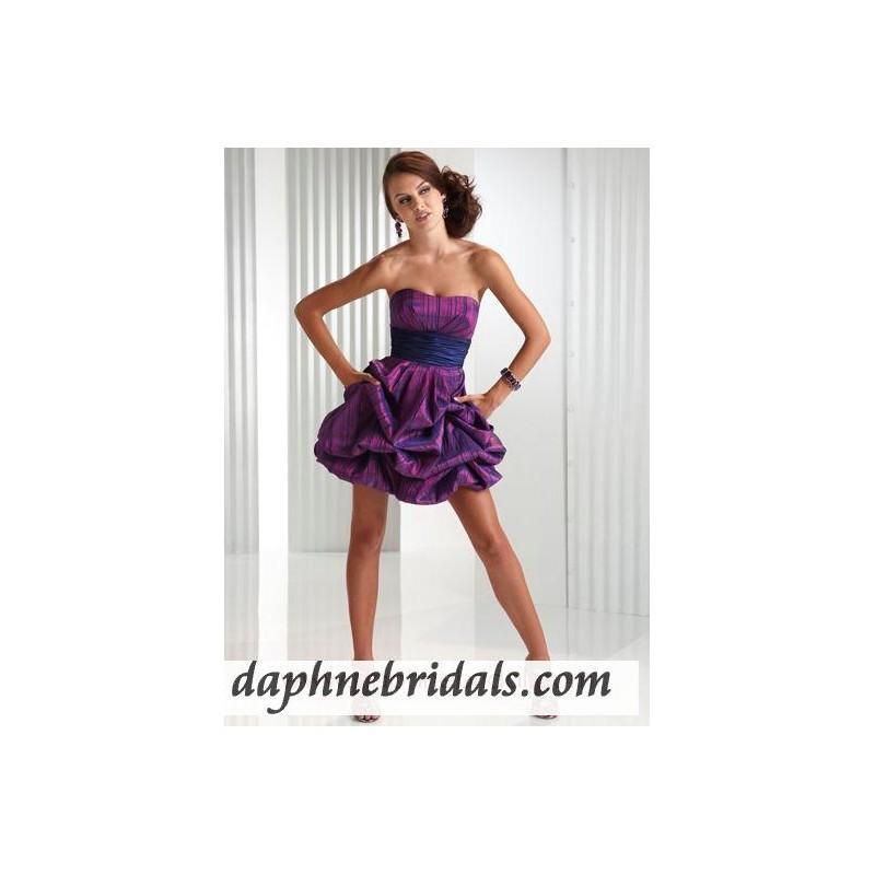 Wedding - Flirt Prom P5434 Flirt by Maggie Sottero - Compelling Wedding Dresses