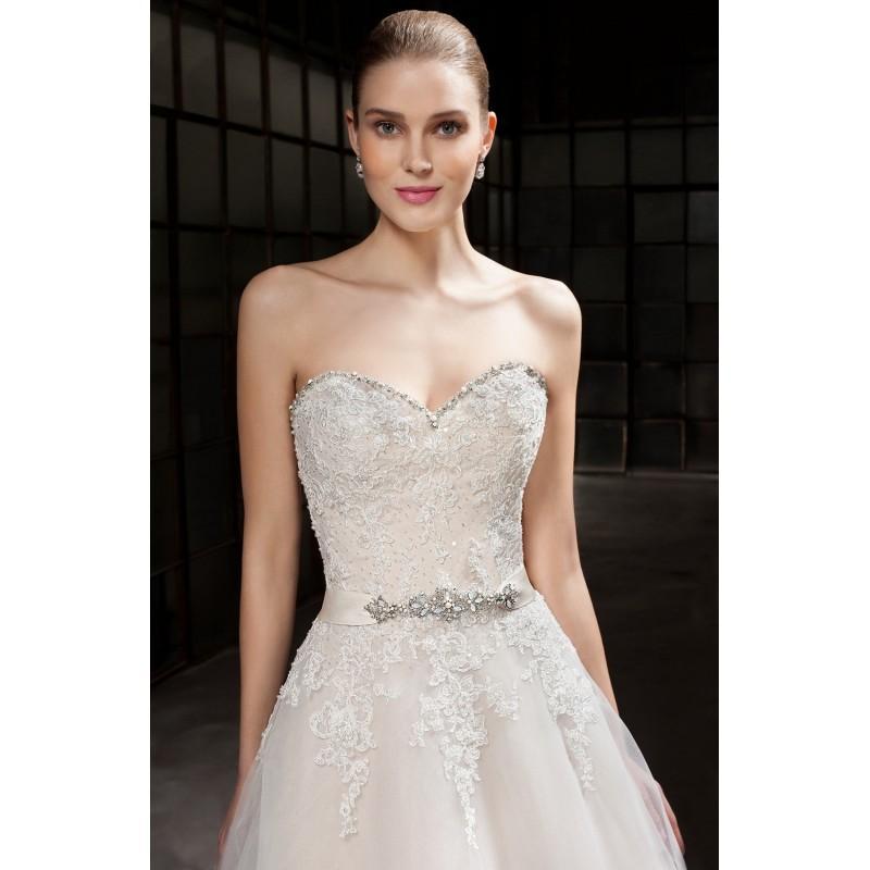 Wedding - Robes de mariée Cosmobella 2017 - 7841 - Superbe magasin de mariage pas cher