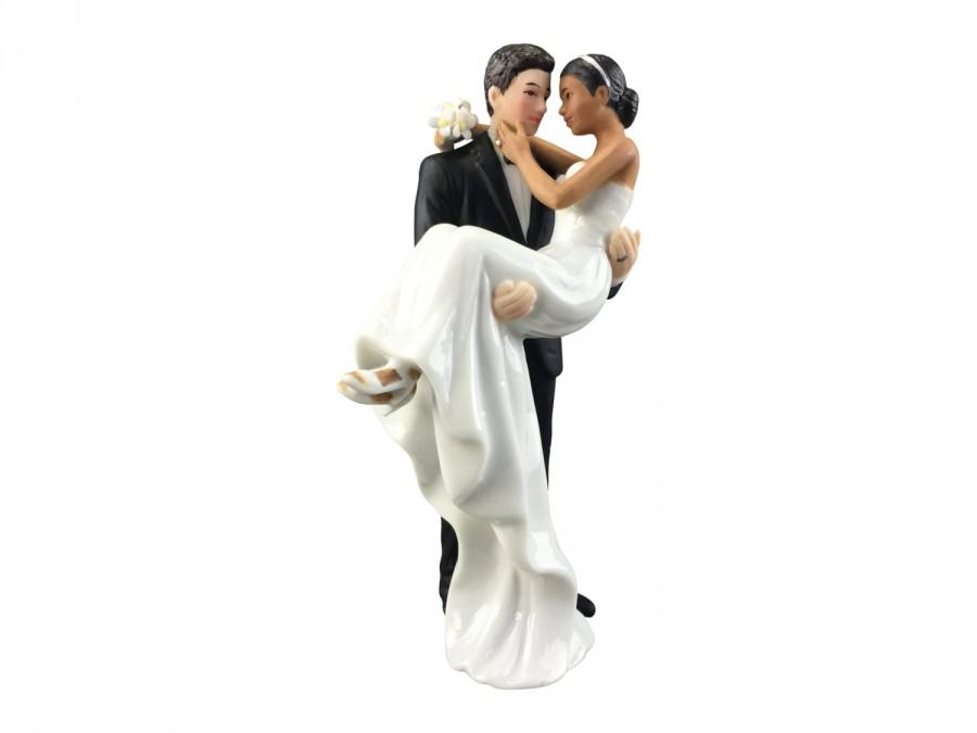 Interracial destination wedding