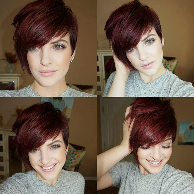 زفاف - My Short Hairstyles
