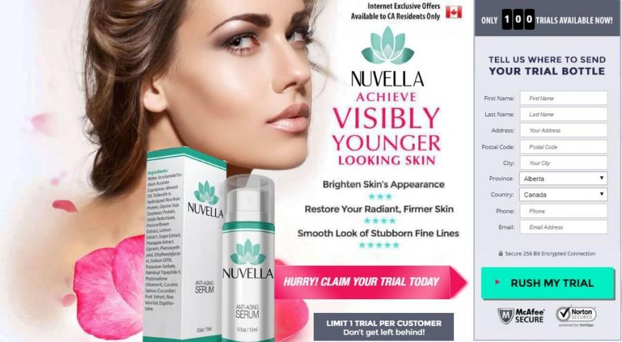 Mariage - Nuvella Serum Reviews: Ingredients, Side effects And Results