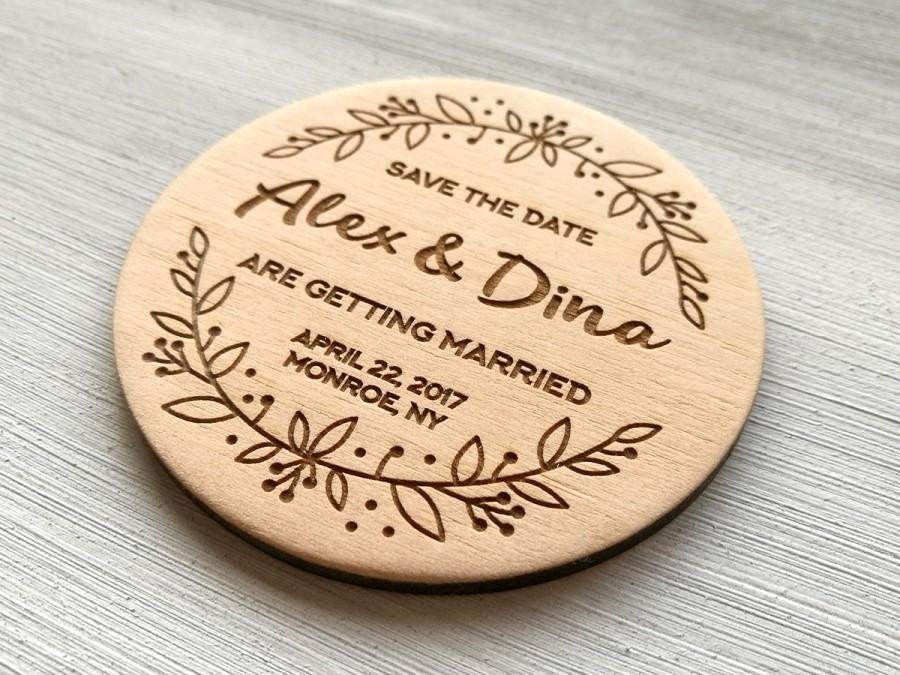 Save The Date Wedding Save The Date Magnets Wedding Announcement