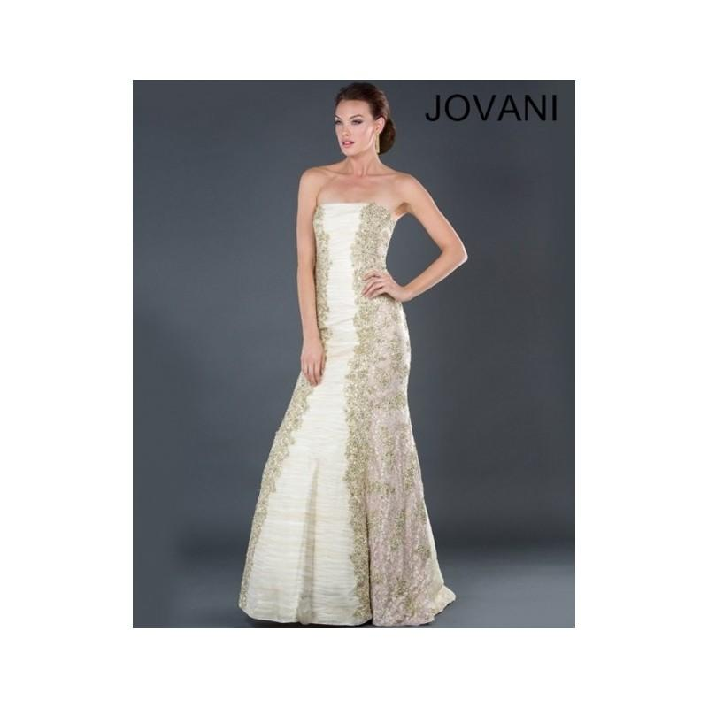 Wedding - 2014 New Style Cheap Long Prom/Party/Formal Jovani Dresses 2976 - Cheap Discount Evening Gowns