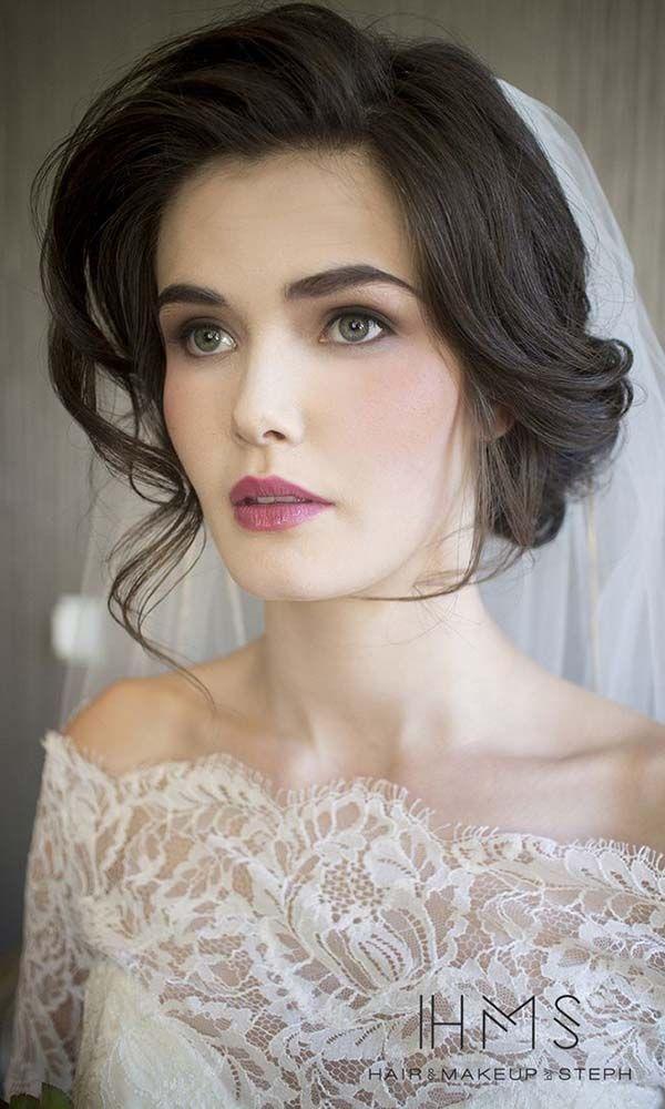 Mariage - 30 Wedding Hairstyles - Romantic Bridal Updos