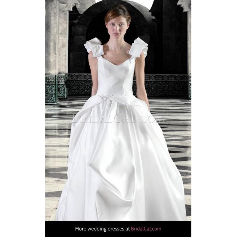Wedding - Elisabeth B 2015 W 1329 - Fantastische Brautkleider