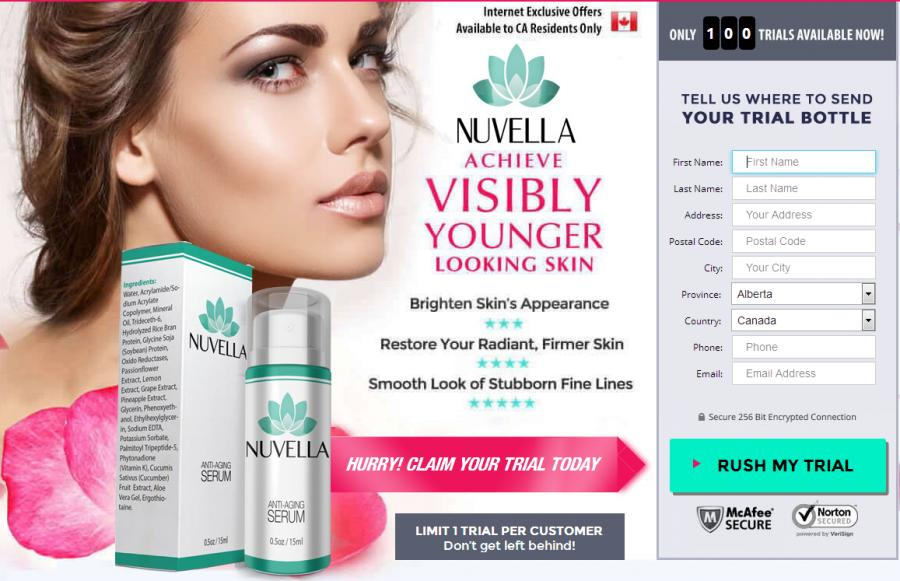 Wedding - Nuvella Serum: Advanced Anti-Aging Skin Care In Canada Only!