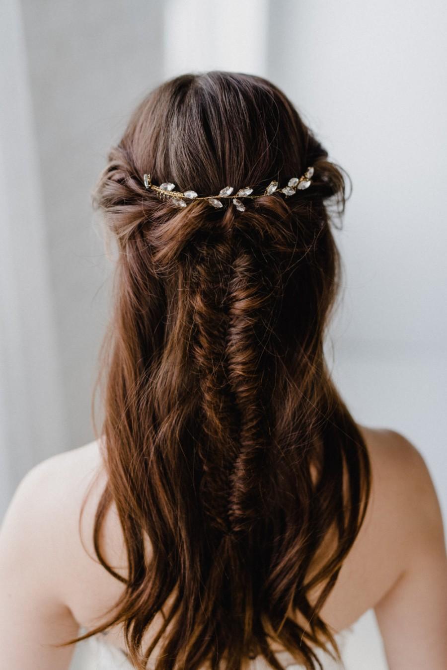 Mariage - Bridal Hair Piece