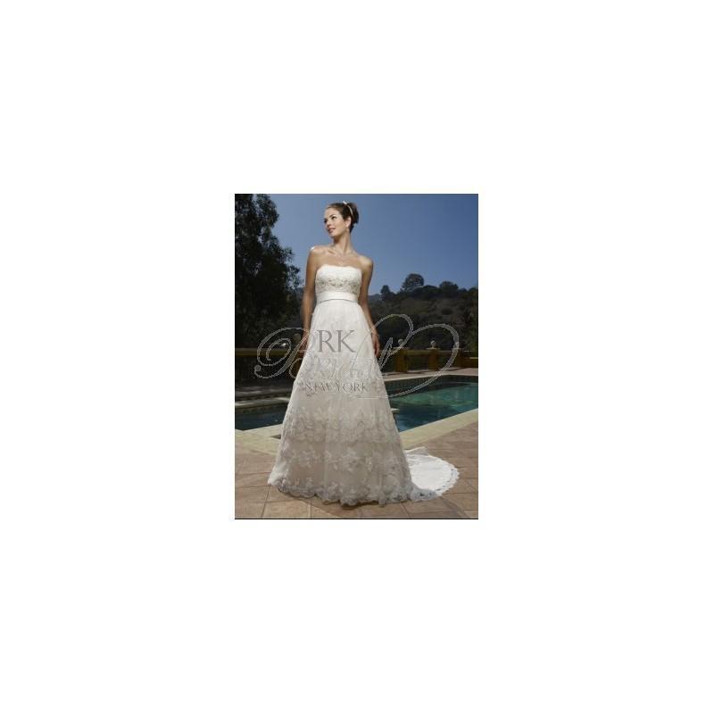 Hochzeit - Casablanca Bridal - Style 1900 - Elegant Wedding Dresses