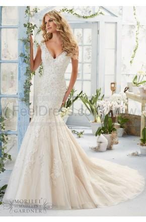 Свадьба - Mori Lee Wedding Dresses Style 2816