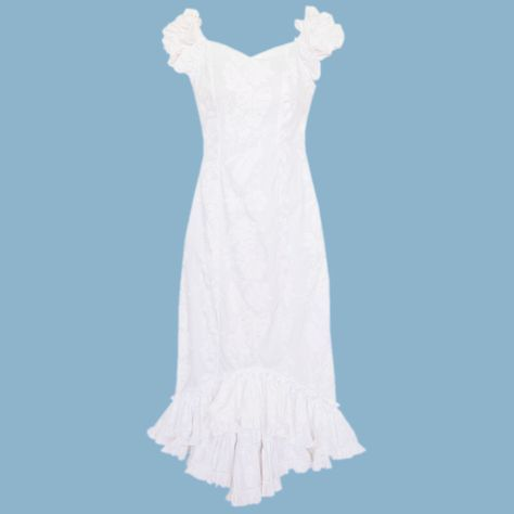 Свадьба - Makamae Hawaiian Niihau Beach Wedding Dress