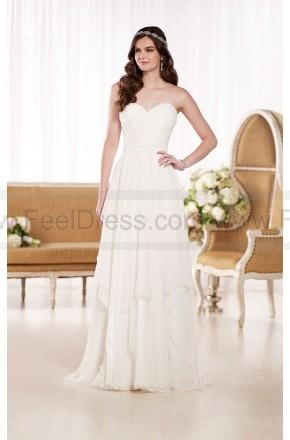 Wedding - Essense of Australia Simple Wedding Gowns Style D1799