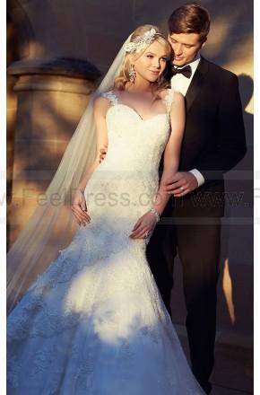 Wedding - Essense of Australia Sexy Wedding Dress Style D1842